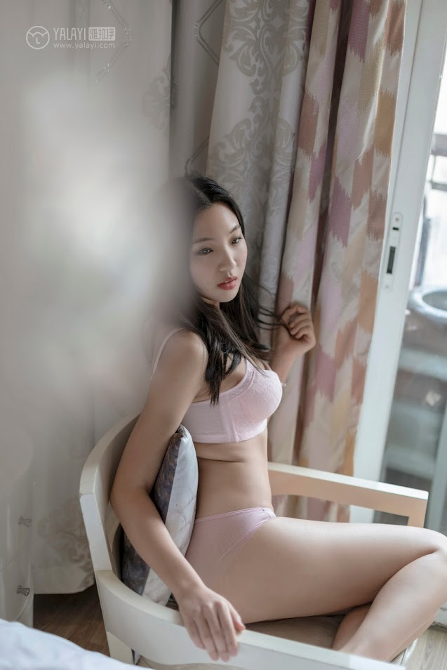 YALAYI雅拉伊 2019.05.06 No.269 如梦亦幻 张萌