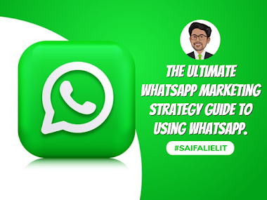 The Ultimate WhatsApp Marketing strategy Guide to Using WhatsApp.