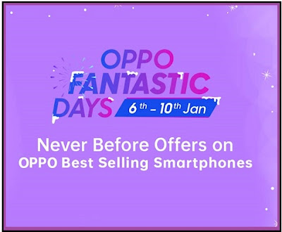 Oppo Fantastic Days Sale | Amazon Oppo Sale