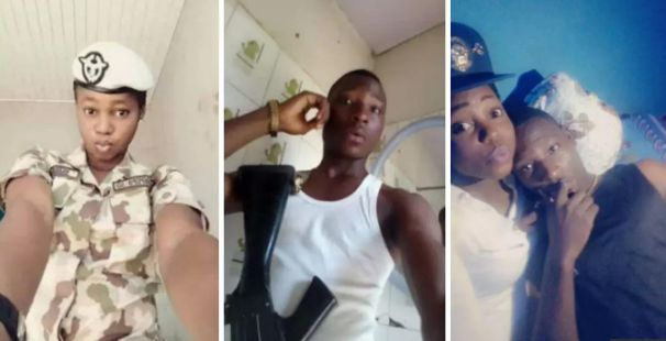 Father of AirForce Lady Killed By Boyfriend Want Him To Pay With His Life