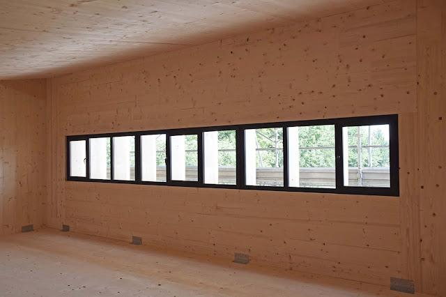 Prima Casa Passiva Infissi triplo vetro