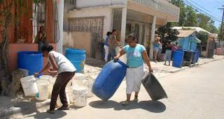 Protesta en Dajabon por falta de agua