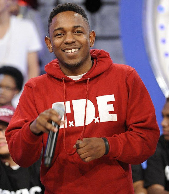 Congrats are apparently in order for new dad Kendrick Lamar