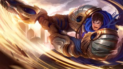 garen-rework-ultimasnoticiaslol-league of legend- garen nuevo aspecto- garen upgrade-