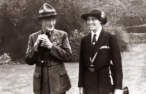 Surat Baden Powell Kecil untuk ibunda Tercinta