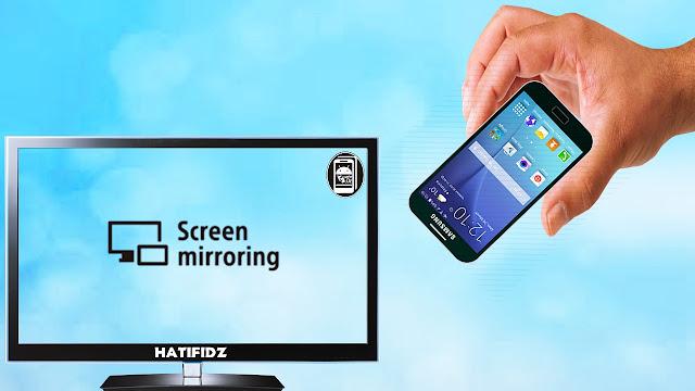 كيفية ربط الهاتف بشاشة التلفاز - Screen Mirroring
