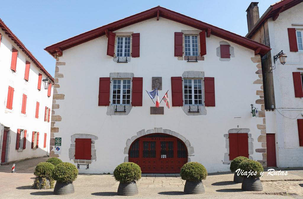 Ayuntamiento de Ainhoa