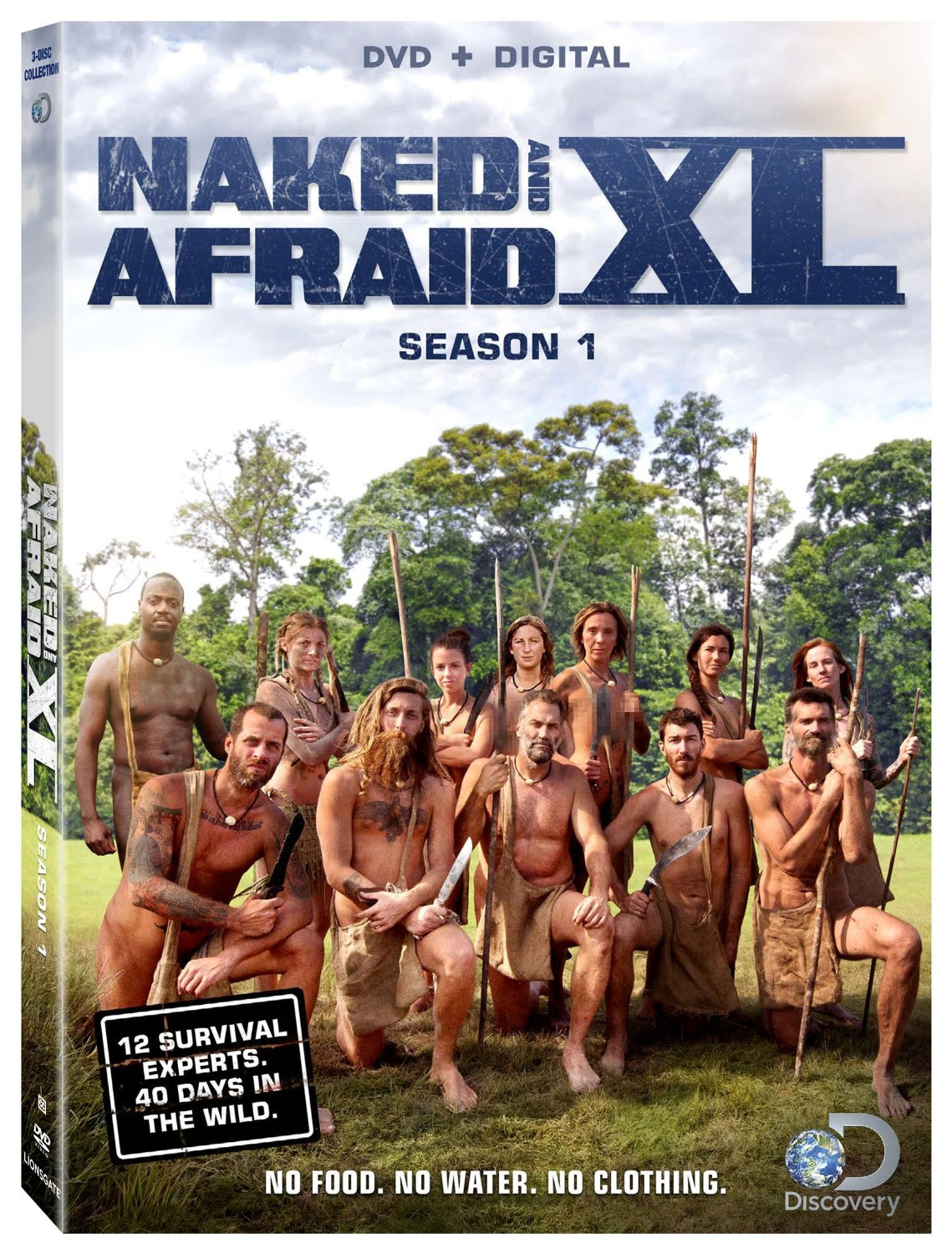 Naked And Afraid Season 2016