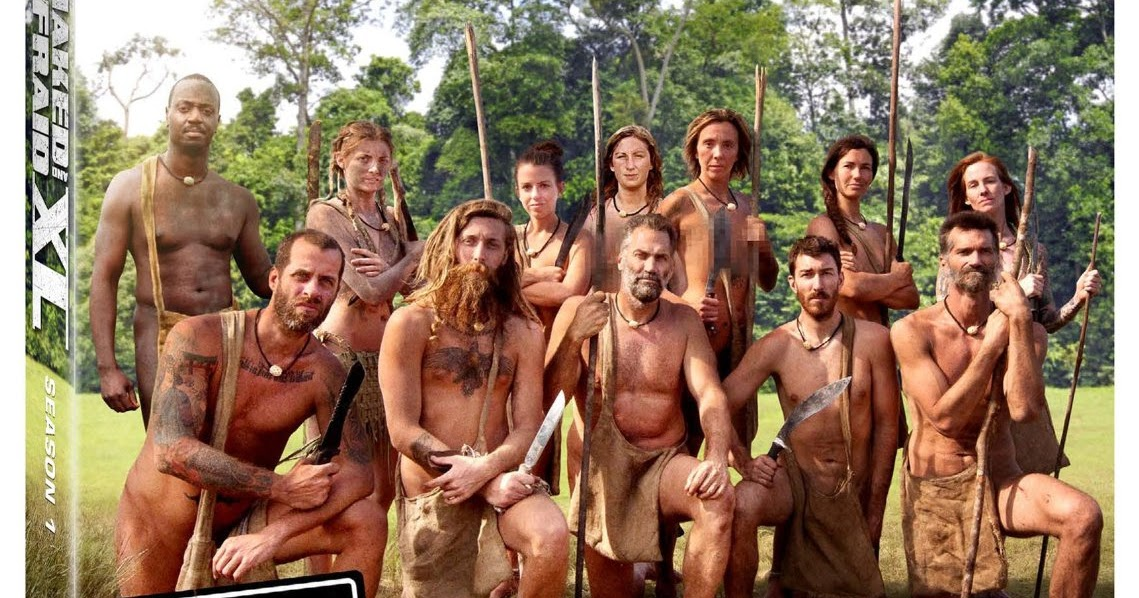 Real Movie News Naked And Afraid Xl Season 1 Dvd Review-4748