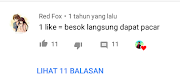 Fenomena Ngemis Like di Kolom Komentar Vidio Youtube