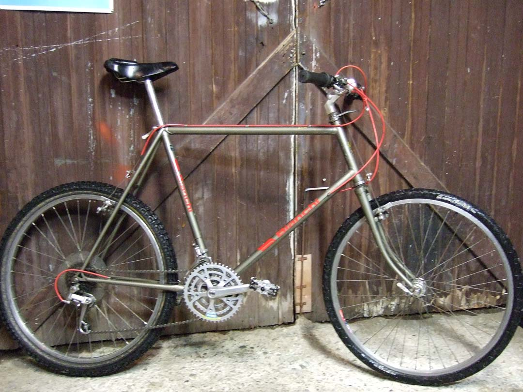 VINTAGE MTB: 1984 Bianchi Grizzly