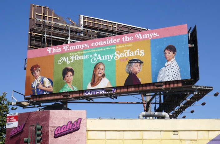 This Emmys consider the Amys billboard