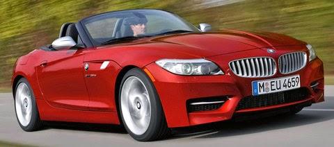 Mobil Mewah Bmw Warna Merah Mobil Dan Motor
