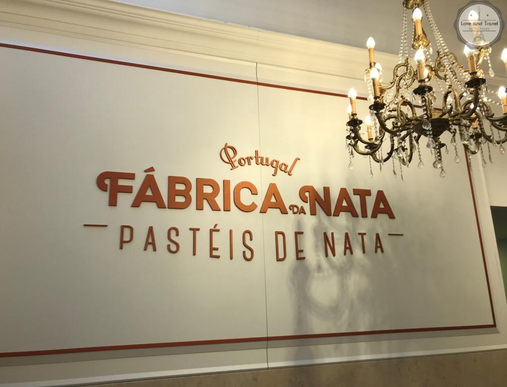 Fábrica da Nata Lisboa