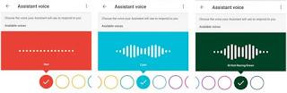 Cara Mengganti Suara Asisten Google
