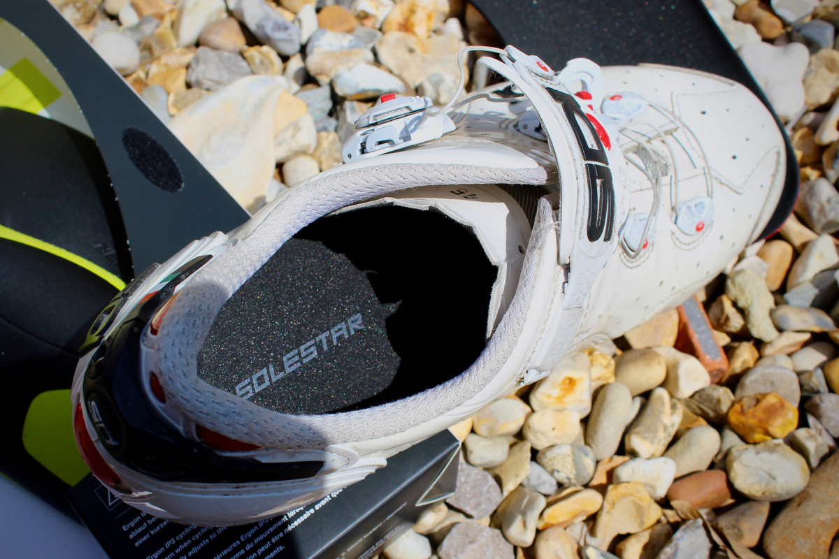 SOLESTAR Supportive Cycling Insoles