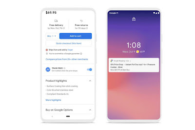 Google Shopping New Redesigned Interface & More Details
