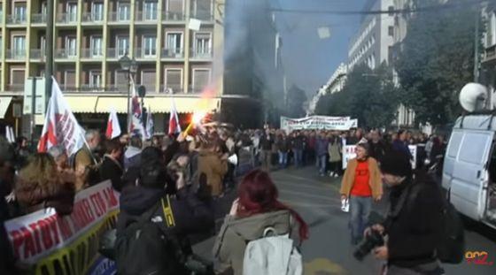 Στα χαρτιά έμειναν οι διαχρονικές προσπάθειες περιορισμού της λαϊκής διεκδίκησης (VIDEO)
