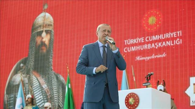 Τουρκία και Ισλαμικός κόσμος: Δεν πείθει το σώου Ερντογάν