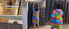 Photos of Niniola Refusing to Open gate for her Younger Sister, Teni Due to Coronvirus