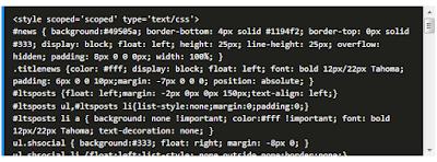 Cara Membuat Syntax Highlighter Otomatis