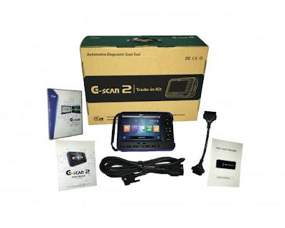G Scan 2 Trade in Kit