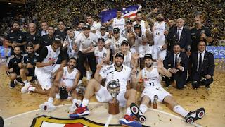 BALONCESTO - Liga ACB 2018/2019: El Real Madrid defiende título liguero ante el Barça y acumulan 35 en su historia