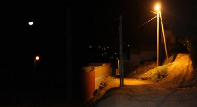 مصابيح للشوارع على نفقة الأهالي في السويداء والوحدات الإدارية تعجز عن التركيب!!