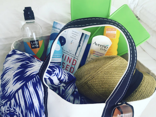What's in MY Beach Bag (2)