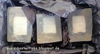 Männer-Seife in LKW Form gießseife laster führerhaus geschenkidee von stampin up demonstratorin in coburg
