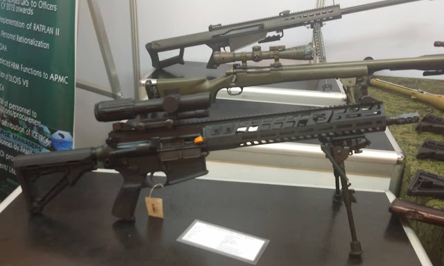 7.62mm Designated Marksman Rifle Acquisition Project (H1) of the Philippine Army
