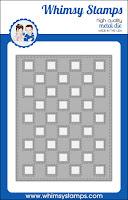 Checker Background Die