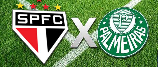 Pré jogo São Paulo x Palmeiras