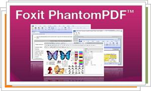 Foxit PhantomPDF Standard 6.0.7.0806 Download