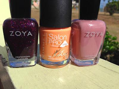 May nail polish haul - www.modenmakeup.com
