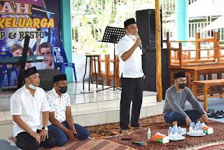 Bakhtiar Ahmad Sibarani Ajak Pengurus BKM Berantas Perjudian dan Berbagai Tempat Maksiat di Tapteng