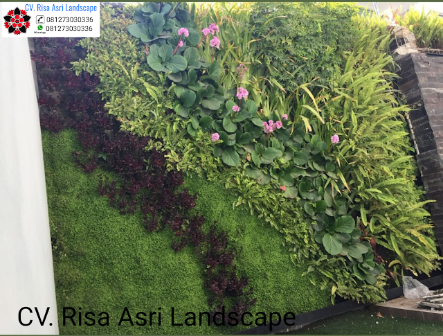 Vertical Garden - Dijual Konstruksi dan Taman Murah Surabaya Lanjutkan Membaca......  JASA PEMBUATAN TAMAN VERTIKAL ( VERTICAL GARDEN ) SURABAYA