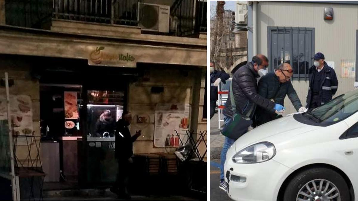 Polizia Municipale chiusura chioschi bar