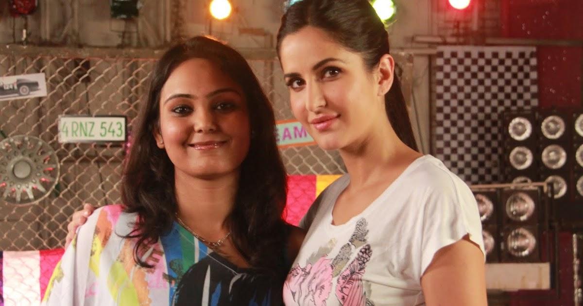 Atul Malikram: Ride with Katrina on a bike on UTV STARS ...