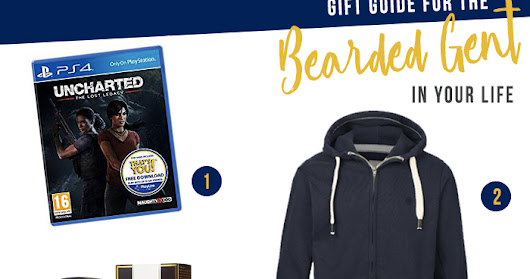 Gift Guide for the Bearded Gentleman in your Life.