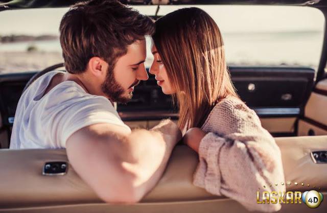 Manfaat Lain Dari Berciuman