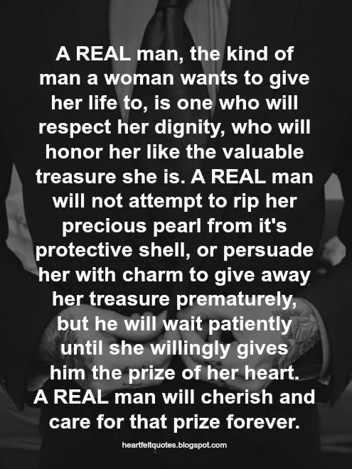 What Kind Of Man A Woman Wants