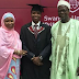 Like Father, Like Son: Nigerian Man, Abdullah Bukar Graduates With First Class From UK (Photos)