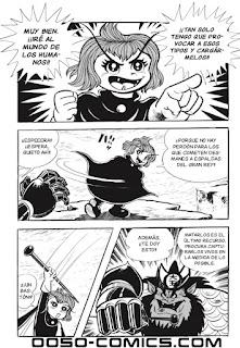OOSO Comics lanzará Dororon enma-kun