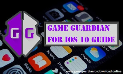 Game Guardian For iOS 10
