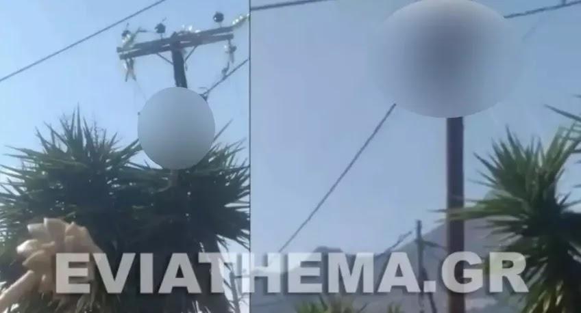 Σοκάρουν οι μαρτυρίες από την τραγωδία στην Εύβοια: «Καιγόταν σαν λαμπάδα»