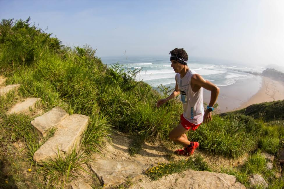 Amagoia Legarra e Ismail Razga  vencen en la carrera de 30km de la Kosta Trail