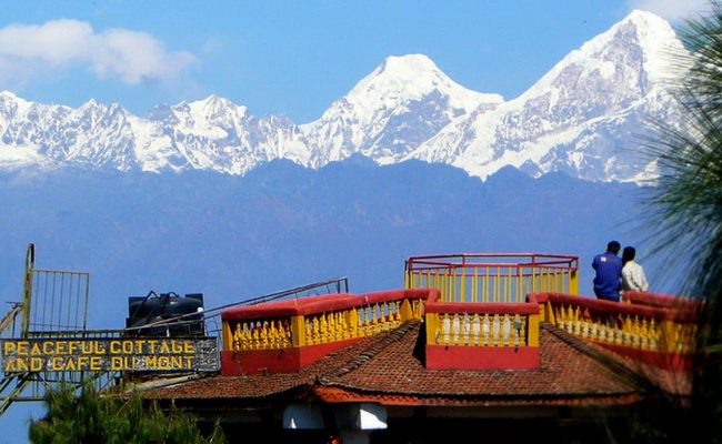 www.xvlor.com Nagarkot is perfect place to enjoy 8 highest peaks of Himalayas