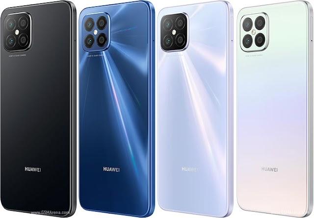 Huawei Nova 8 SE: Fiche Technique