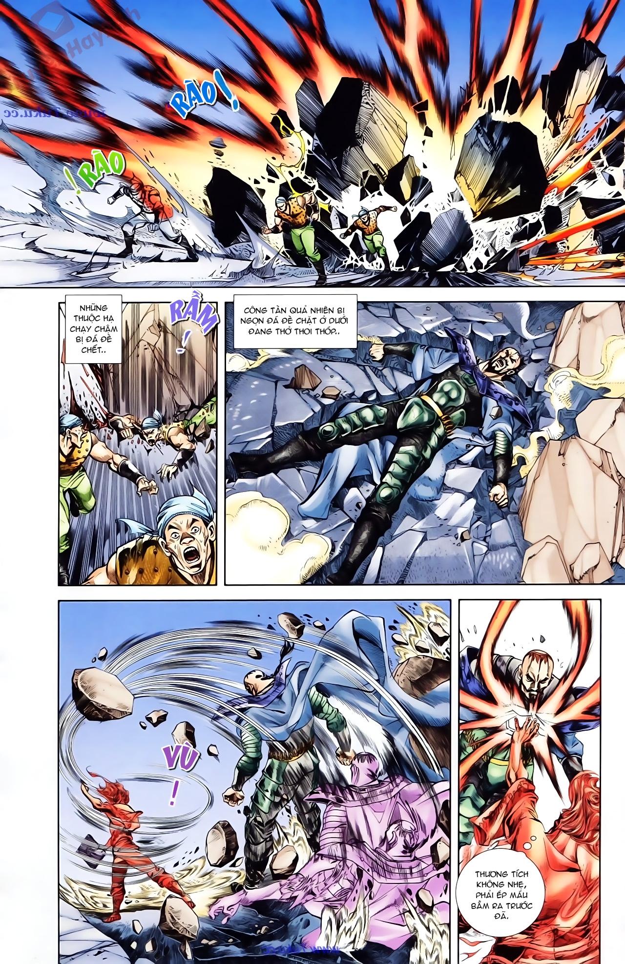 Cơ Phát Khai Chu Bản chapter 75 trang 8